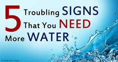 Using thirst as a guide to how much water you need to drink is a good way to ensure your individual needs are met everyday. http://articles.mercola.com/sites/articles/archive/2014/12/15/drinking-enough-water.aspx