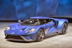 Monkey Motor: Este es el nuevo Ford GT 2016 Salón de Detroit 201...