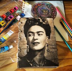 Frida Kahlo inspiration.