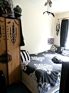 Goth Rooms french gothic decorating ideas | gothic, decorating and room