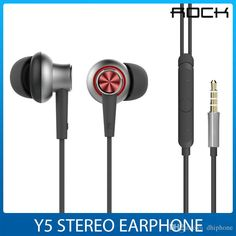 Sports Earphone For Iphone Music Speaker 3.55mm Plug Stereo Ear Phone Fashion Running Wire Mic Cell Phone Headphone By Rock Best Earbuds For Cell Phone Best Earbuds For Cell Phones From Dhiphone, $16.09| Dhgate.Com