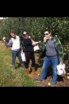 Apple picking! Can't wait!