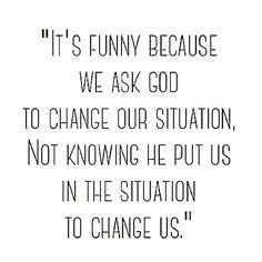 My life, my testimony, my story.