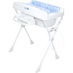 R$ 219,00 Banheira Millenia Cubes Azul - Burigotto - Bebês e Crianças - Banheiras - Walmart.com