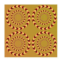 Optical Ilusions Summer Spin by Sumit Mehndiratta Optical Illusions, Spinning, Digital Art, Greeting Cards, Wall Art, Artwork, Summer, Hand Spinning, Work Of Art