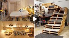 Se és daquelas pessoas que gostam de bricolage e de aproveitar móveis velhos e dar-lhes uma vida nova, aqui poderás recolher algumas