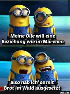 Funny sayings with minions