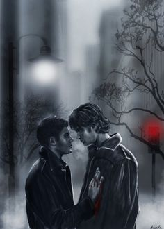 This thing of ours by ~Anarda2 (Sam and Dean, Wincest)