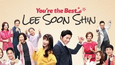 You're the Best, Lee Soon Shin~ Korean Dramas never ever get old!! No matter how predictable, they are always so entertaining and addicting!!