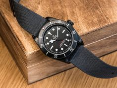 Hands-On: The Tudor Black Bay Dark Makes A Pretty Solid Case For All-Black Watches