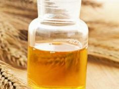 Wheat germ oil is loaded with essential nutrients & it is a healthy addition to your diet. Find out here 10 best benefits of wheat germ oil for your health. Make Hair Thicker, How To Make Hair, Natural Cures, Natural Health, Natural Hair, Eye Sight Improvement, Hair Tonic, Wheat Germ, Hair Restoration
