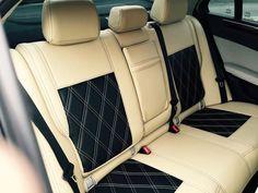 #MERCEDES #Eclass #limousine #mercedesw212 #beige #upholstery #ZACASi #configurator