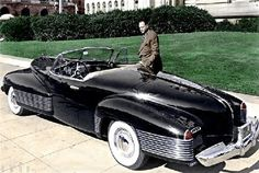 rare cars | Ultra Rare Cars from 1930s to 1950s - Gallery