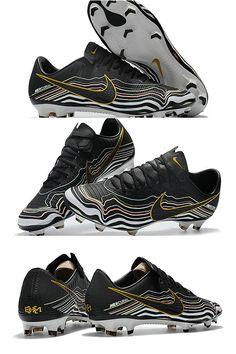 cheaper 41c2a 1c766 Nike Tacón de Fútbol Mercurial Vapor 11 FG ACC - Negro Or Blanco