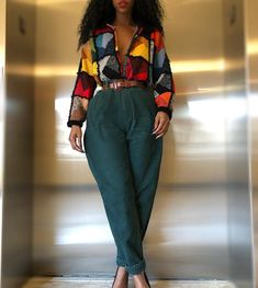 Women S Fashion Queen Street Mall Info: 6400765567 Black Girl Fashion, Look Fashion, 90s Fashion, African Fashion, Autumn Fashion, Fashion Outfits, Womens Fashion, Classy Outfits, Chic Outfits