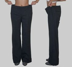 How To Choose Pants That Can Be Altered for Petites