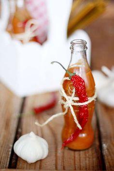 Ketchup – så gör du din egen supergoda ketchup - Mitt Kök