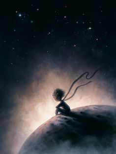 Le Petit Prince by Anuk on DeviantArt Petit Prince Quotes, Little Prince Quotes, The Little Prince, Prince Drawing, Photo Canvas, Ink Art, Cute Wallpapers, Iphone Wallpapers, Aesthetic Wallpapers