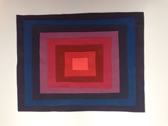 This cool picture was achieved by layering rectangles just like the inspiration photo on our book