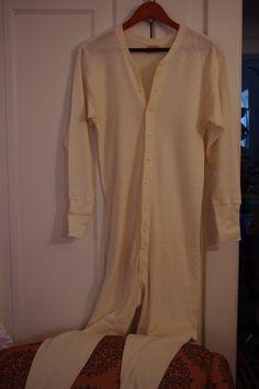 Vintage new o/o/p Stanfield's long wool underwear. Suitcase, Underwear, Magic, Wool, Sweaters, Vintage, Fashion, Moda, Sweater