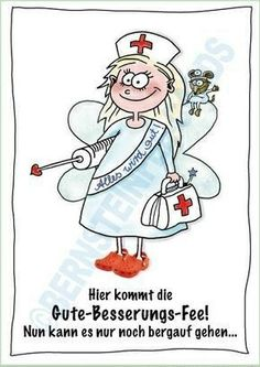an image for & # s heart & # Gute Besserung. Romantic Pictures, Get Well Soon, Woodland Party, Emoticon, Smurfs, Snoopy, Comics, Funny, Happy