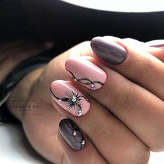 Good Photos Toe Nail Art flowers Concepts Generally as soon as we think involving ft, we believe they are soiled and positively never the pret Nail Art Designs Videos, Nail Designs Pictures, Toe Nail Designs, Frensh Nails, Hair And Nails, Manicures, Pink Nail Art, Toe Nail Art, Pink Nails