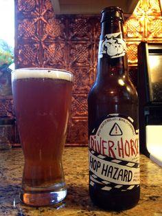 Hop Hazard by River Horse Brewing Company; Lambertville, NJ.