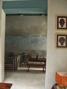 Coco - Morocco: ESSAOUIRA FOR SALE: Subtle shades of teal