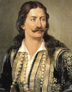 Athanasios Diakos (1788 – 24 April 1821), was a Greek military commander during the Greek War of Independence and a national hero,