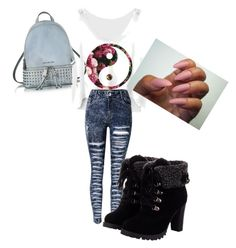 """""""Untitled #11"""" by alevsumer on Polyvore featuring Michael Kors"""