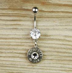 Caliber-Nickel-Bullet-Dangle... if I ever got my bellybutton pierced again...