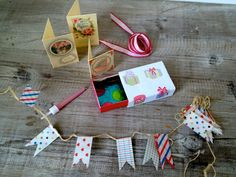 Inspiration: birthday party in a matchbox.