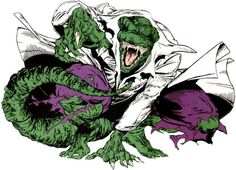 Lizard (Curtis Connors)