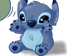 little Stitch by nekokevin on deviantART