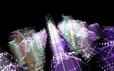Cool WebGL audio visualizer. http://acko.net/files/mathbox2/iframe-readyornot.html
