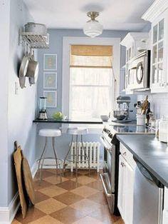 434 mejores imágenes de Cocinas pequeñas | Kitchen dining, Diy ideas ...