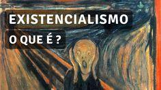 O que é o EXISTENCIALISMO? Uma linha de pensamento filosófico com foco na existência, que valoriza liberdade individual de cada um... saiba mais no vídeo!
