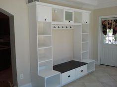 Closet Mudroom | california closets closet home storage designers