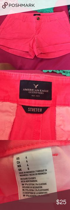 American eagle shorts American eagle midi shorts size 4 worn maybe twice if that. Basically brand new American Eagle Outfitters Shorts Jean Shorts