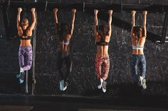 Sometimes all you need is that competitive push and bold Reebok leggings will definitely give you an edge over the competition. This CrossFit style is perfect for any WOD. Pull ups anyone?