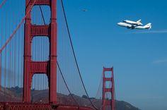 Endeavour's Last Flight by N22YF, via Flickr