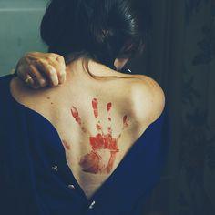 'Refrained Anger' by JULIE DE WAROQUIER ♦ Photographer - Melancholia
