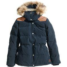 H&M Down jacket (435 MXN) ❤ liked on Polyvore featuring outerwear, jackets, dark blue, zip jacket, zipper jacket, h&m jackets, faux-leather jacket and blue zipper jacket