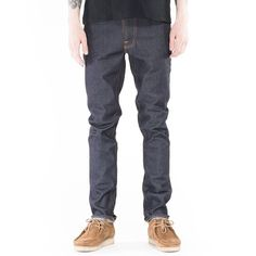 Lean Dean Dry 16 dips from @nudiejeans This pair is non selvage denim with 11.5 oz comfort stretch denim. Made from 99% organic cotton and 2% elastane will make you feel comfort of wearing this one. Do you know what's the special of cotton organic for denim/textile?? Organic cotton is pesticides and insecticides free. Organic cotton not only good for your health, it's also good for environment in order to sustainable development in textile area. That's why nowadays there's so many mills and…