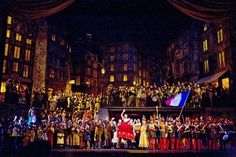 sing in the chorus of an opera - Google Search