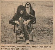 """suicidewatch: """" Joey and Tommy Ramone """""""