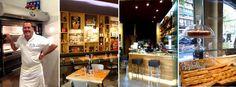 Nuova succursale milanese del famoso Forno di Santa Margherita Ligure. Oltre che per l'asporto, Fiordiponti Bakery & Cafè è anche colazione, pranzo e aperitivo...buoni i cocktail e ottimo buffet di focaccia ligure e farinata! Viale Monte Nero 5, 20135 Milano tel. 02 3675 3468