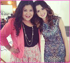 Raini Rodriguez And Laura Marano Photo Shoot August 3, 2012