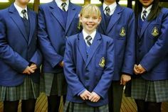 THE blazer and tie, once the domain of elite private schools, are increasingly finding their way into the wardrobes of government school students.  A growing number of state schools have added the items to their uniform list in a bid to smarten the appearance of students. Many schools report the push has come from students, who want to wear something more formal than a windcheater.