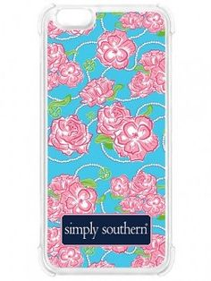 Simply Southern Roses Phone Case